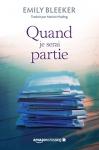 Quand je serai partie (novel published by Amazon Crossing)